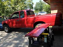 100 Bed Liner Whole Truck My DIY Whole Truck Raptor Tacoma World