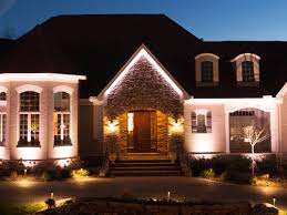 led accent lights for outdoor living spaces home lighting
