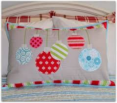 Pottery Barn Throw Pillow Inserts by The Sewing Christmas Ornament Pillow Tutorial