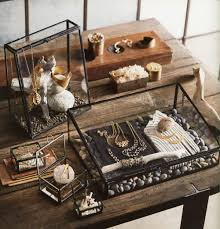 Image Of Nice Countertop Jewelry Display Case