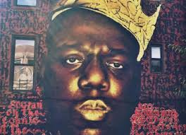 Big Ang Mural Brooklyn by Artist Pay Homage To Biggie Smalls With 38 Foot Mural In Bed Stuy