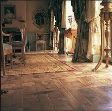 Parquet De Chantilly Pattern