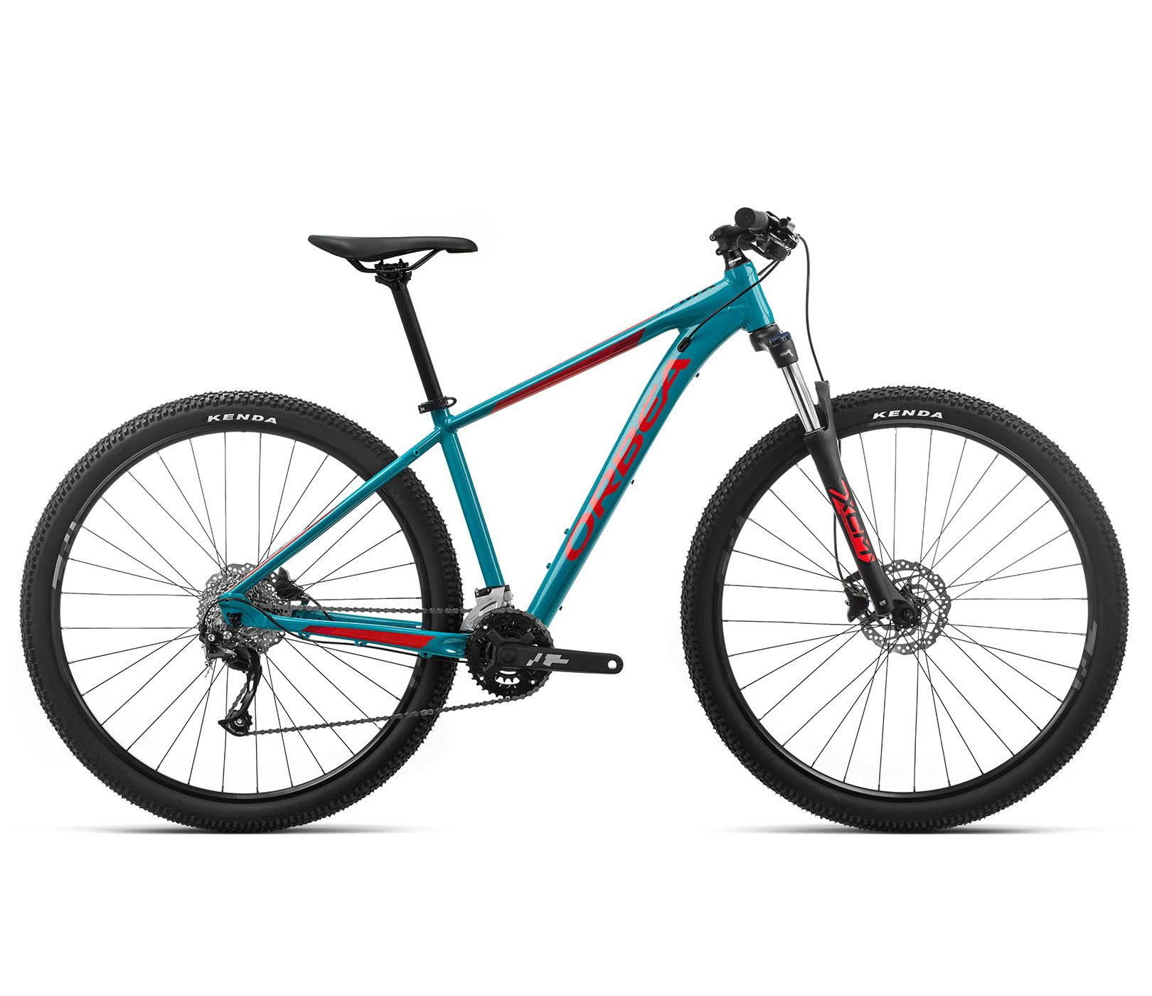 Orbea MX 27 40 S Blue/Red 2020
