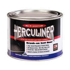 Shop HERCULINER Quart Black Bed Liner At Lowes.com Bedliner Reviews Which Is The Best For You Dualliner Custom Fit Truck Bed Liner System Aftermarket Under Rail Vs Over New Car And Specs 2019 20 52018 F150 Bedrug Complete 55 Ft Brq15sck Speedliner Series With Fend Flare Arches Done In Rustoleum Great Finish Land Liners Mats Free Shipping Just For Kicks The Tishredding 15 Silverado Street Trucks Christmas Vortex Sprayliners Spray On To Weathertech Techliner Black 36912 1519 W