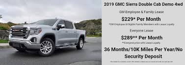 100 Lease Truck Deals GMC And Buick In The Detroit Area At Bob Jeannotte