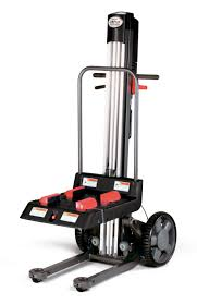 Magliner 350 Lb. Capacity Lift Plus With Bent Fork Attachment Hand ...
