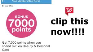 NEW 7K Walgreens POINTS BOOSTER Load It NOW :D New 7k Walgreens Points Booster Load It Now D Care Promo Code Lakeland Plastics Discount Expired Free Year Of Aarp Membership With 15 Pharmacy Discount Prescription Card Savings On Balance Rewards Coupon For Photo September 2018 Sale Coupons For Photo Books Samsung Pay Book November Universal Apple Black Friday Ads Sales Doorbusters And Deals Taylor Twitter Psa