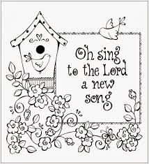 Sunday School Coloring Pages Preschool Archives New Free For
