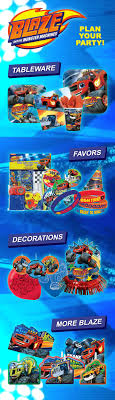 Plan Your Blaze And The Monster Machines Party With A Few Party ... Monster Truck Birthday Party 131430 Supplies Elegant Decorations Jam 3d Paper Hats This Started Monster Truck Backdrop 9 Oz Cups 8 Top Popular 72076 Canada Open A Terbaru 2017 Tondeusebarbefrinfo Real Parties Modern Hostess Youtube Dessert Plates Halloween Ideas 2018 Birthdayexpress Dinner Plate 24
