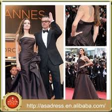 Evening Dresses Red Carpet by Cn01 Fashion Angelina Jolie Cannes 2015 Evening Gowns Celebrity