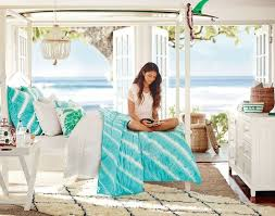 Amazing Beach Themed Bedrooms For Teenage Girls M57 In Decorating Home Ideas With