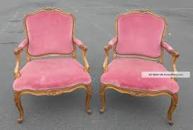 French Provincial Accent Chair by Pink Tweetalk