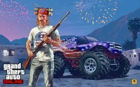 100 Monster Trucks Games Online Four Years On GTA Is Still A Moneyspinner