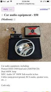 Would This Ruin My Audio Experience For This Cheap Of A Price? (I ... Unique Food Truck Catering San Diego Pictures Pander Car Craiglist Cars And Trucks Best Of Elegant Twenty Madison Craigslist Creepy Ad Seeks Women To Cruise The Chicago Restaurant Curbstoning A Taking Action Hidden Camera Invesgation Whntcom Appleton 2017 Bikesharing Grows In Popularity As Industry Evolves The 45th Street Rod Nationals Hot Network Auto Sales Off Lumpy Start Detroit Brands Lag Japan Rivals Cars For Sale That Arent Yours Thread Archive Page Used Flowood Ms Qm Motors For 3600 This Gti Pickup Is Real Sport Utility