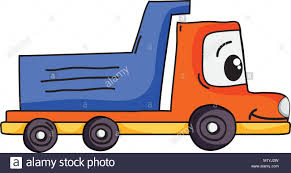 Japanese Truck Not Japan Stock Vector Images - Alamy