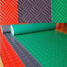 PVC Anti Slip Pvc Floor Carpet Garage Mat