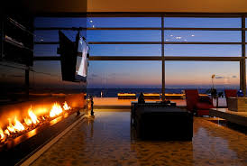 View In Gallery Stunning Living Room With The Wall Mounted Television Above Fireplace