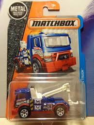 100 Matchbox Tow Truck J And J Toys MBX Urban