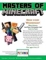 Masters of Minecraft – baystateparent Magazine
