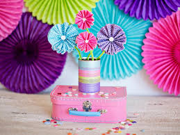 How To Make Paper Flowers Using Cupcake Liners Tos DIY Easy Crafts For Kids With Step