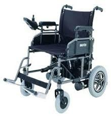 Merits P101 Folding Power Chair, Electric Wheelchair, 20