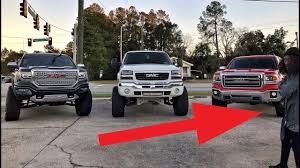 When You Park 3 LIFTED Trucks In The GHETTO.... - YouTube Rocky Ridge Trucks Custom Houston Ford F150 4x4 For Sale In Khosh New 2018 F250 In Tx Jed03935 Lifted 82019 Car Reviews By Off Road Parts And Truck Accsories Texas Awt Watch Some Dudes Pull A Military Vehicle Shows Are All About The Billet Drive Only Time Lifted Trucks Are Useful Album On Imgur Auto Show Customs Top 10 Lifted Trucks 25 Lone Star Chevrolet Vehicles For Sale 77065
