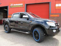 4x4 Wheels Tyres And More From Silverline Wheels And Tyres In Warwick