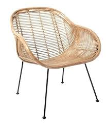 chaise en rotin but chaise rotin but hk living fauteuil chaise rotin scandinave