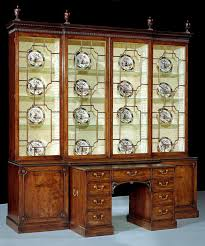 Breakfront Vs China Cabinet by 51 Best Breakfronts U0026 Hutches Images On Pinterest Books Cabinet