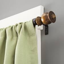 coffee tables corner curtain brackets wooden curtain rods amazon