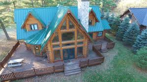Lakeside Cabin Plans by Lakefront Cabin Cottage Home Designs House Log Plans Classic Lake