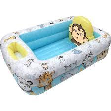 Inflatable Bathtub For Adults by Garanimals Inflatable Baby Bathtub Walmart Com