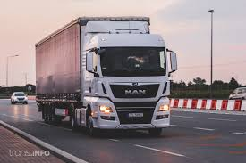 Share Of Domestic Trucks On German Roads Is Decreasing - Trans.INFO