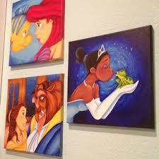 Easy Disney Paintings