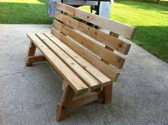 wooden bench homemade google search stomp the yard pinterest