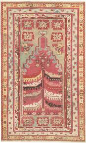 Turkish Milas Prayer Rug