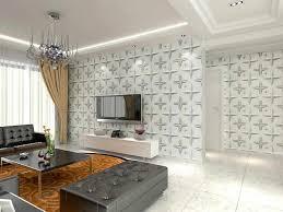 tapete für das wohnzimmer die wahl des materials des stils