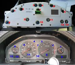 put in leds for my dash lights don t like them