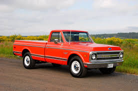 1969 Chevrolet C20 - Driven . . . - Hot Rod Network | 1 Chevy Trucks ...