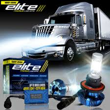 LED Headlight Bulb Kit For International Truck Lonestar Lone Star ...