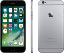 Total Wireless Apple iPhone 6 4G LTE with 32GB Memory Prepaid Cell