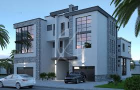 100 Modern Homes Architecture Twin Courtyard House Design Comelite Structure