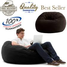 Fuf Bean Bag Chair By Comfort Research by Suede Comfort Research Bean Bags U0026 Inflatables Ebay