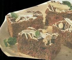 rotweinkuchen mit nüssen und kirschen connys kochstudio