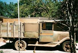 1927 GMC T-19A Truck From Maher Bros Bartlett Dairy Farm - This ...