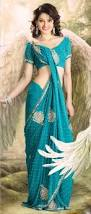 is the sari or saree the most beautiful feminine style of dress