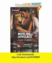 Double Deception Harlequin Romantic Suspense 9780373277377 Merline Lovelace ISBN 10