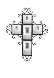 fetco home décor 5 opening cross collage frame belk