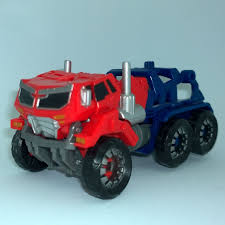 Transformers Unknown To Me Optimus Prime Modern Figure Truck