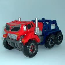 100 Optimus Prime Truck Model Transformers Unknown To Me Modern Figure Truck